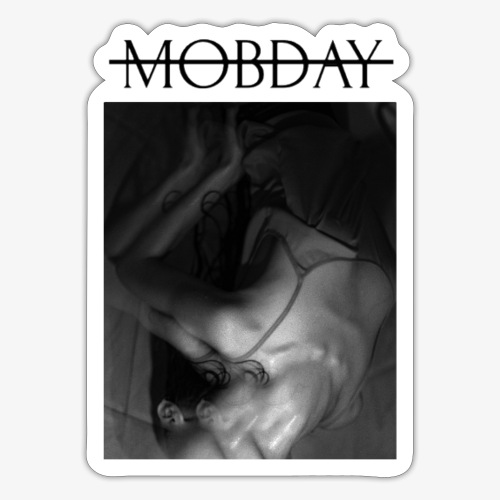 Mobday • The Shower Scene - Sticker