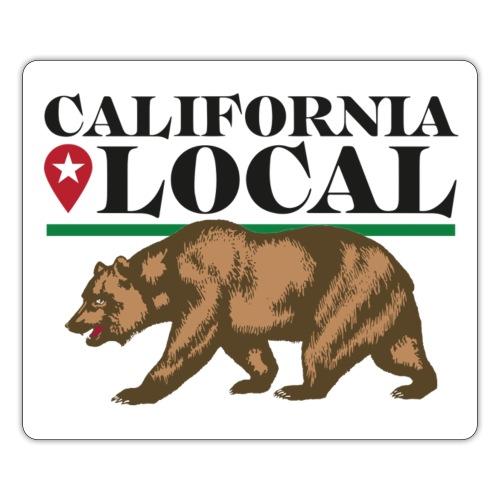 California Local Wear The Bear - Sticker