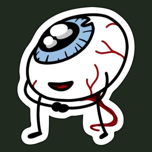 Eyeball - Sticker