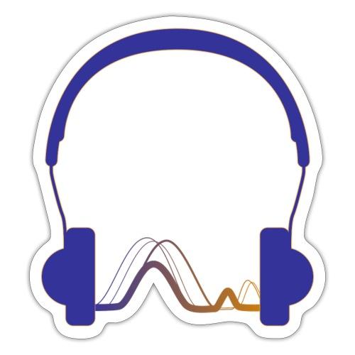 Passion for Sound - Sticker