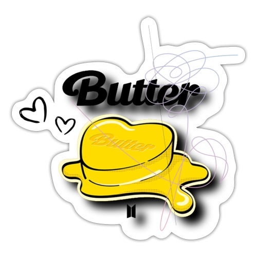Butter bts - Sticker