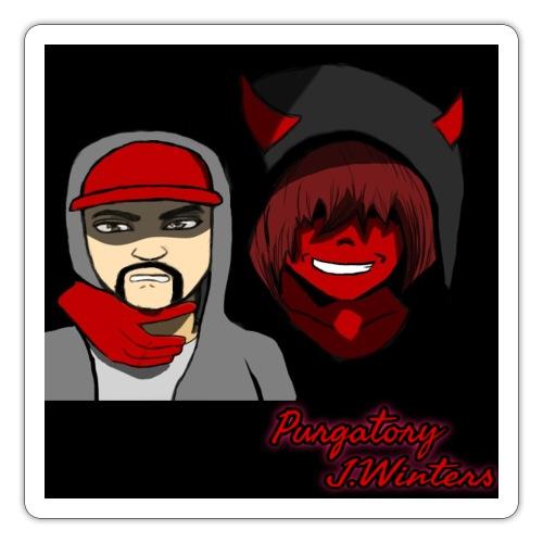 Purgatory fans - Sticker