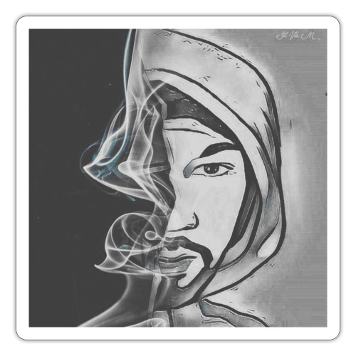 Smoke screen - Sticker