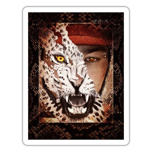 Leopard - Sticker