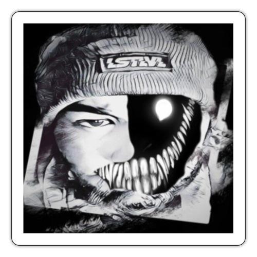 Eli/Winter face - Sticker