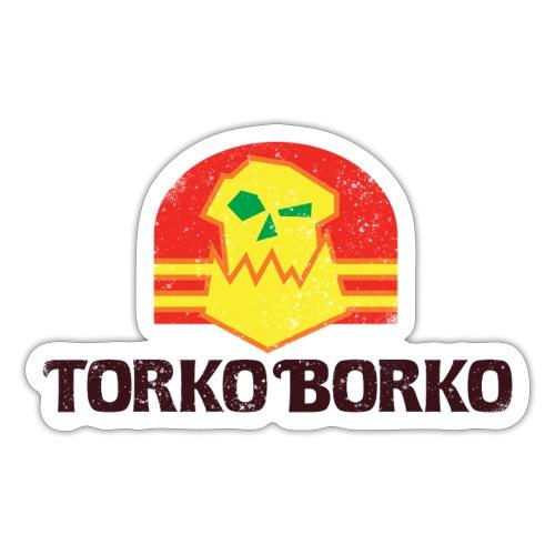 Torko Borko Dorko Storko - Sticker