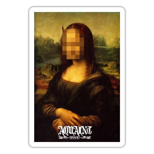 AQUAINT Mona Lisa - Sticker