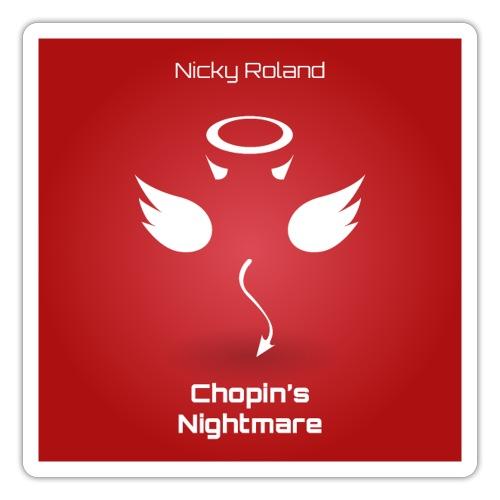 Chopin's Nightmare - Sticker