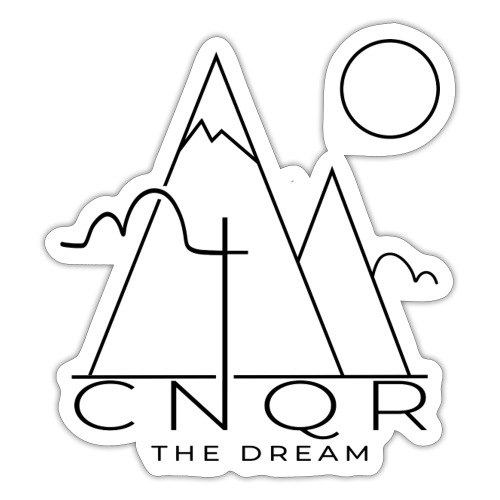 CNQR The Dream - Sticker