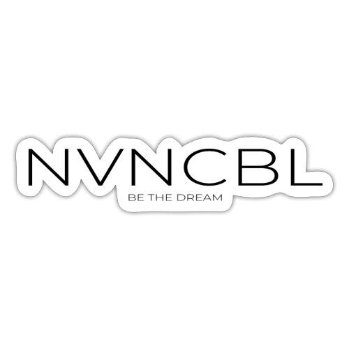 NVNCBL Be The Dream - Sticker