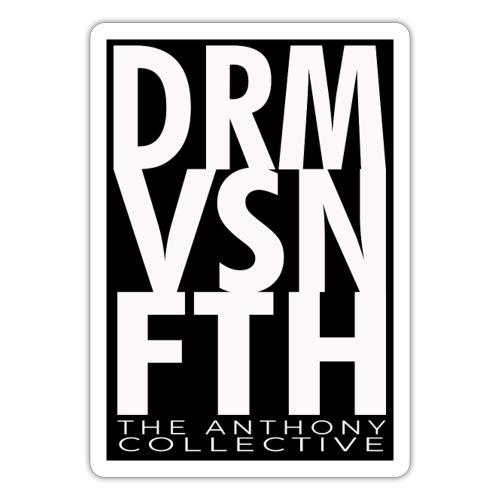 DRM VSN FTH - Sticker