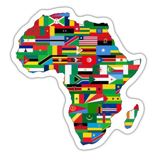 Motherland Africa - Sticker