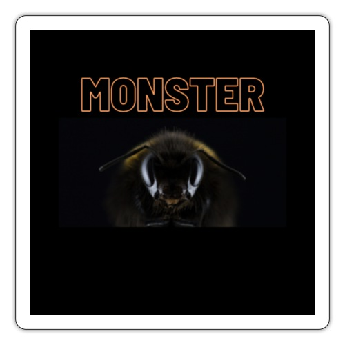 Monster - Sticker