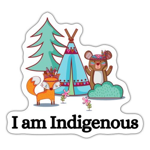 Indigenous Animals - Sticker