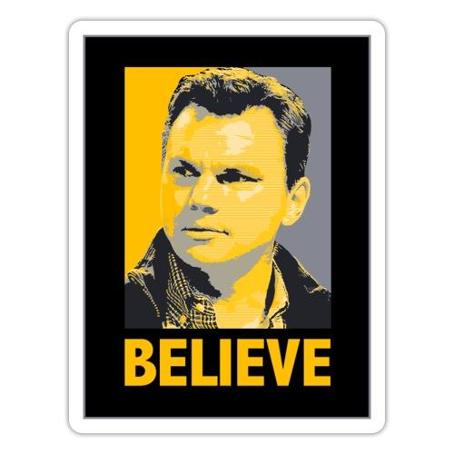 GMBC 'Believe' Poster or Sticker - Sticker