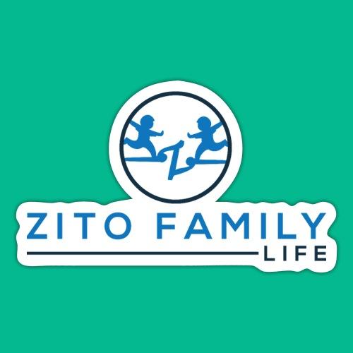 Zito Twins Shop - Sticker