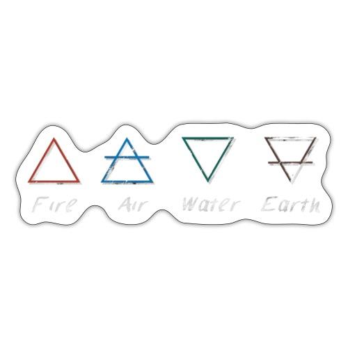 Elements - Sticker