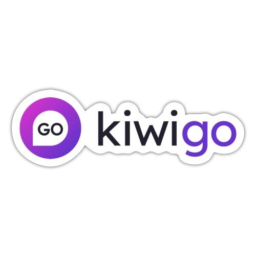 Classic Kiwigo logo - Sticker