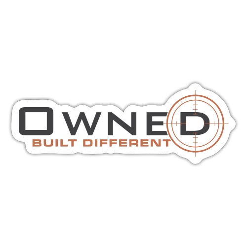 Owned Clothing - Sticker