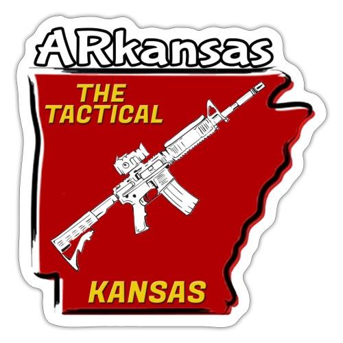Tactical Kansas - Sticker