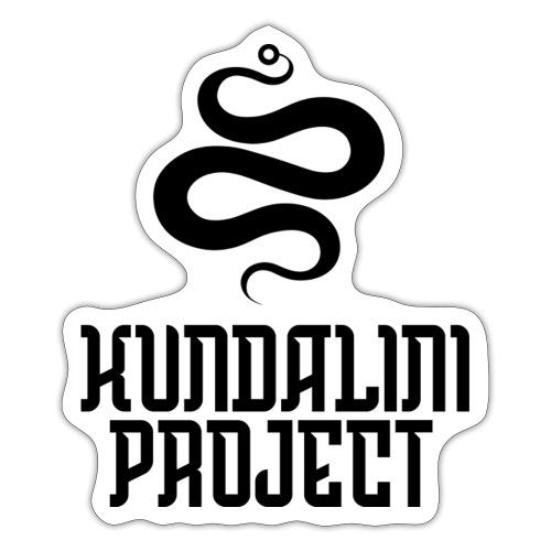 Phone Cover Logo Black - Sticker