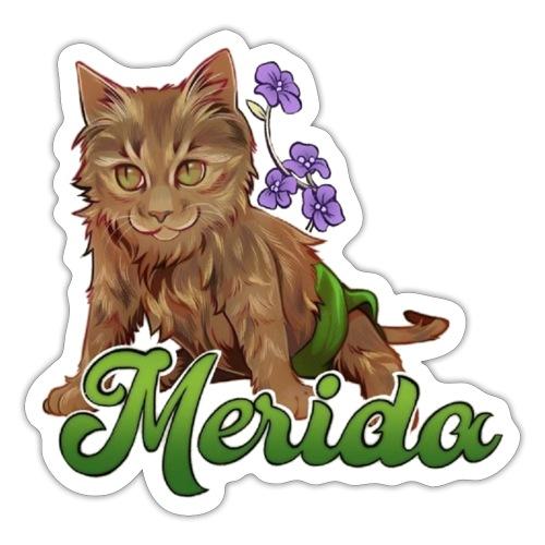 Merida Flowers - Sticker