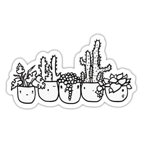 Pot Head - Sticker