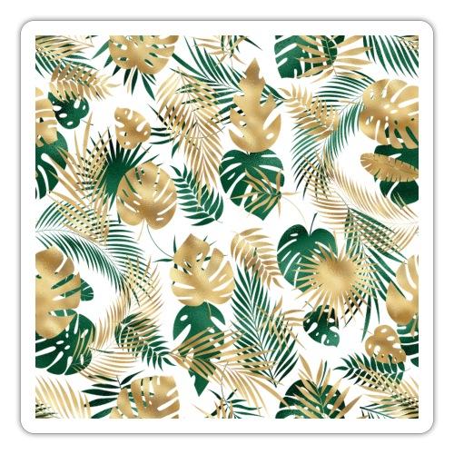 leaf overlay 1 - Sticker