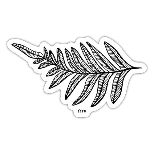 Fern Leaf - Sticker