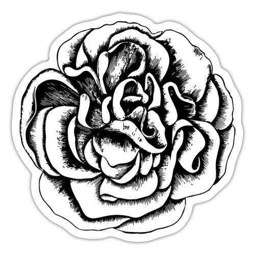 Buttercup Rose - Sticker