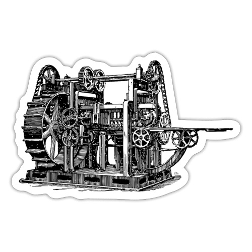 Big Machine - Sticker