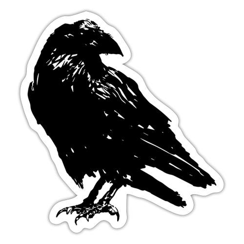 Cuervo - Raven - Sticker