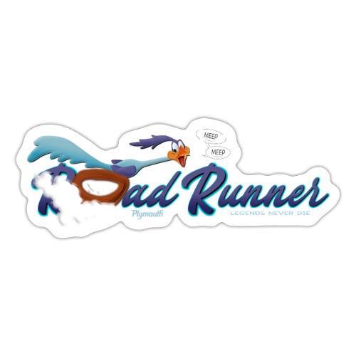 Plymouth Road Runner - Legends Never Die - Sticker