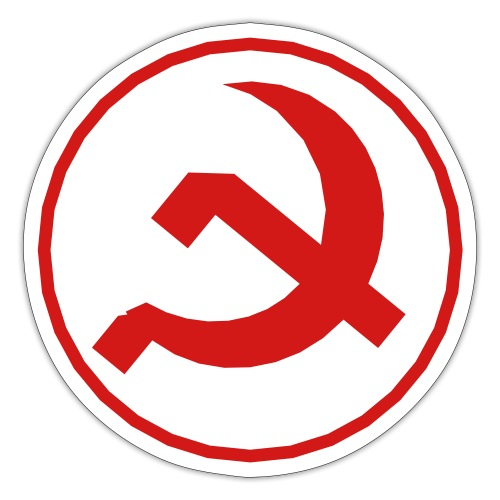 Soviet Union Symbol - Axis & Allies - Sticker