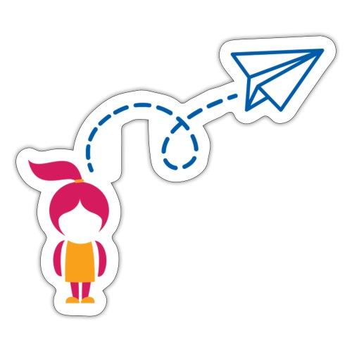 PreFlight Aviation Camp - Sticker