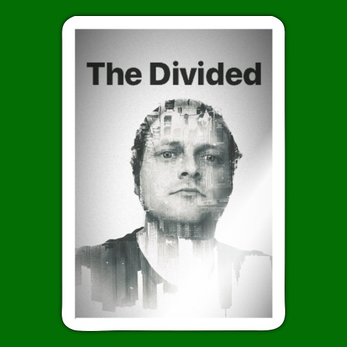 Nordy The Divided - Sticker