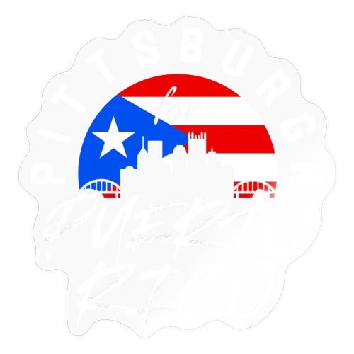 PGH PR png - Sticker