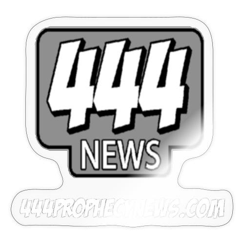 444 Prophecy News - Sticker