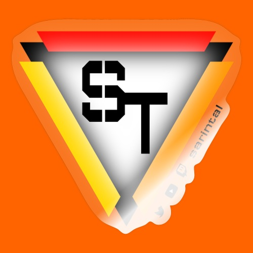 SarinTal Logo - Sticker
