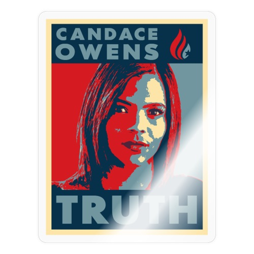 Candace Owens for President - Sticker