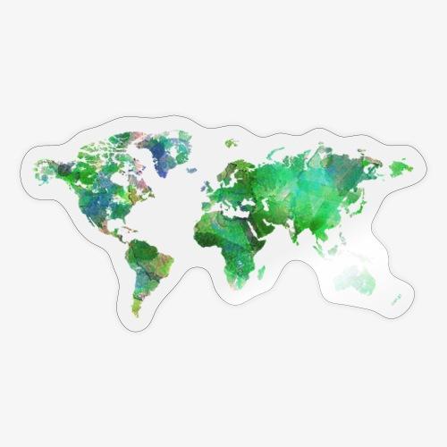 Green World - Sticker