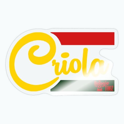 CRIOLA - Sticker