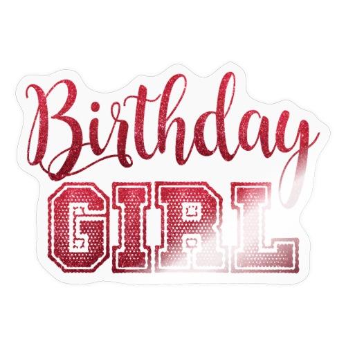 birthday Girl - Sticker