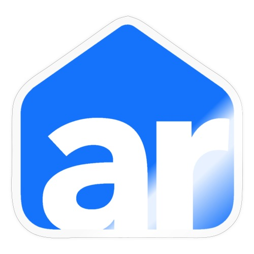 arhome realty logo - Sticker