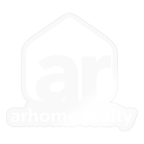 arhome realty logo 5 - Sticker