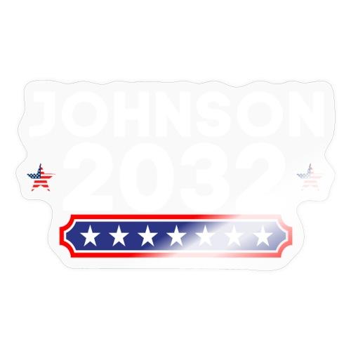 Johnson 2032 POTUS - Sticker