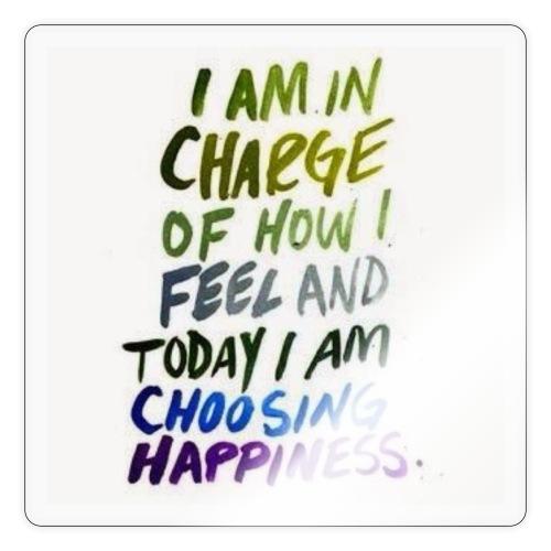 Happiness - Sticker