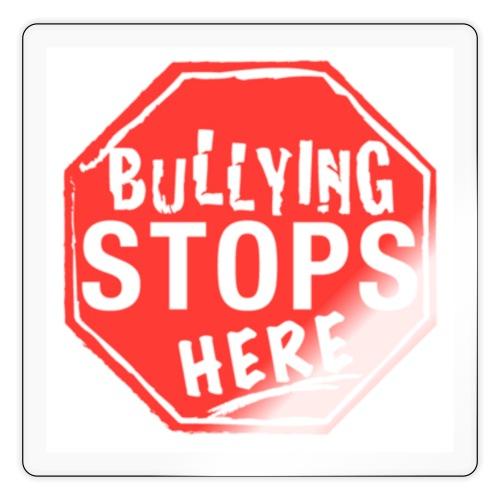 anti bully - Sticker