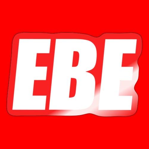 EBE WHITE - Sticker