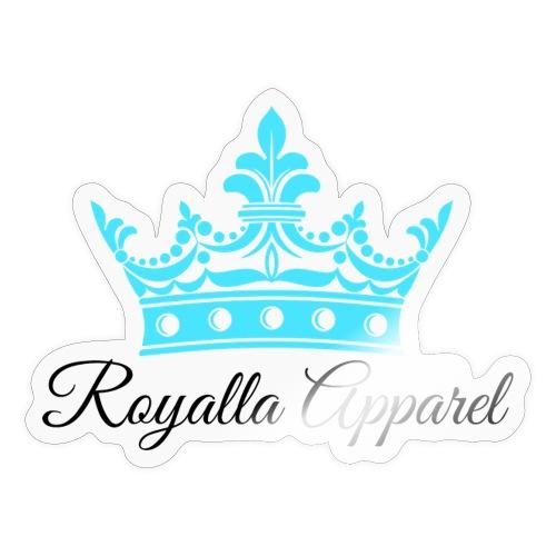 Royalla Apparel Side Logo - Sticker